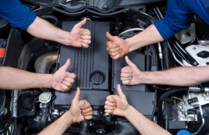 tagliando auto in garanzia con personale certificato